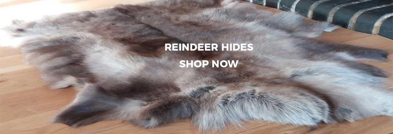 Reindeer Hides