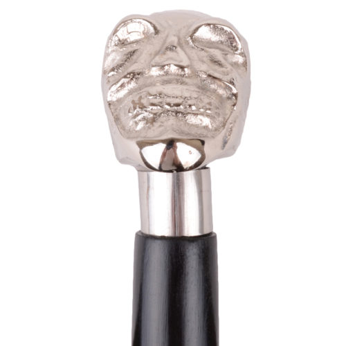 Skull Head dress cane