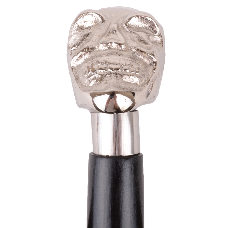 Skull Head dress cane