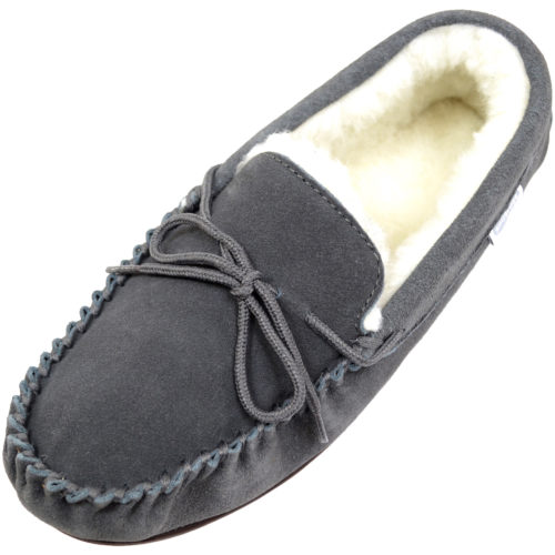 e079b8c0b48 Mens Moccasin Slippers