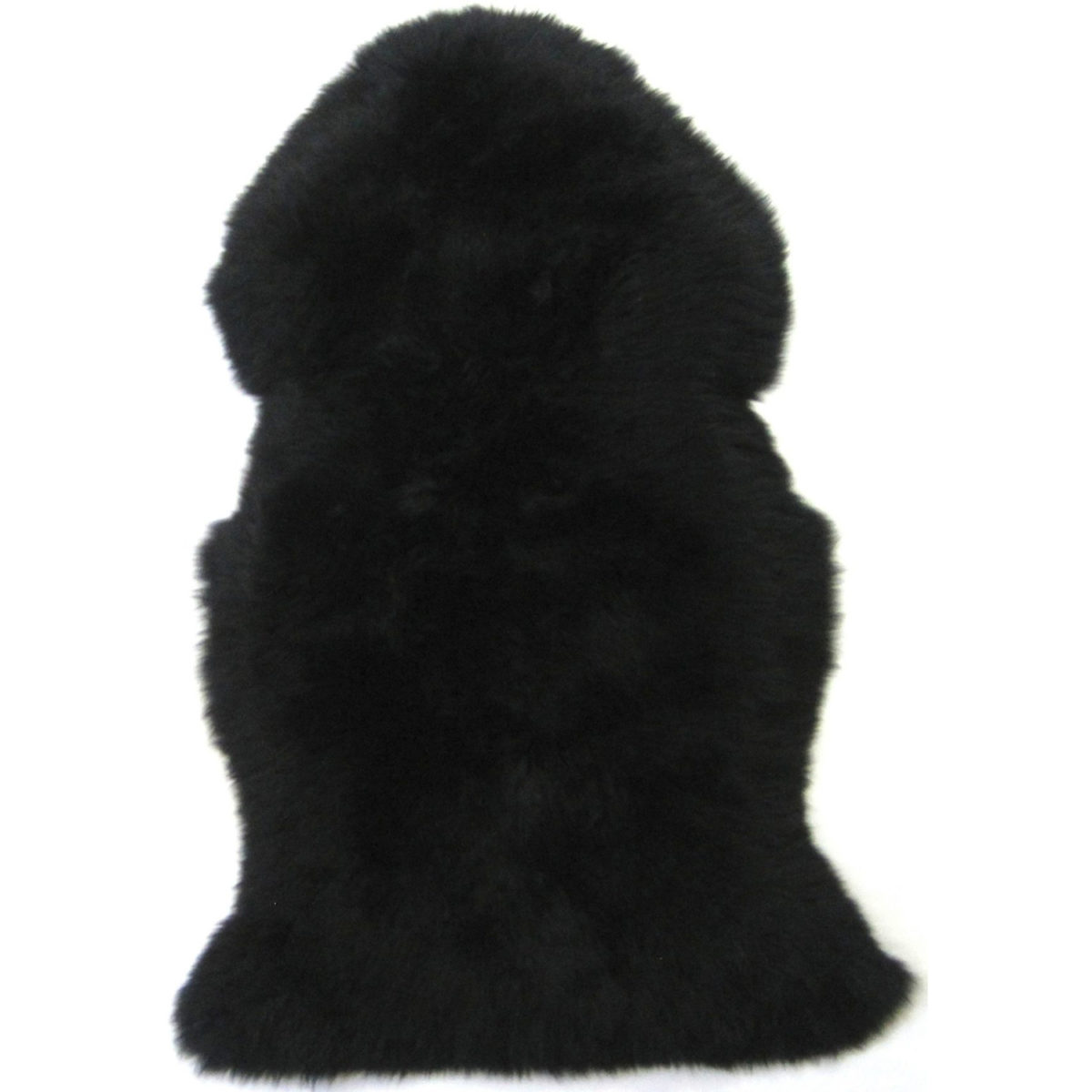 Coloured Sheepskin Rug