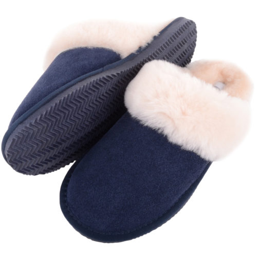 Snugrugs Ladies Sheepskin Slipper