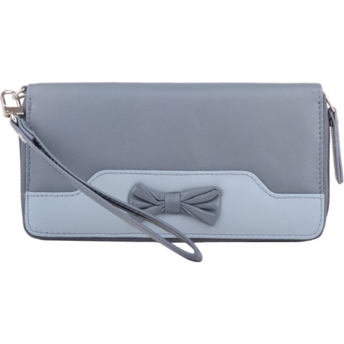 Snugrugs Ladies Leather Clutch Purse