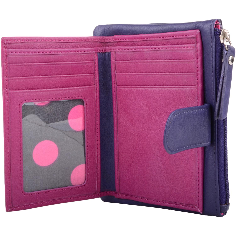 Genuine Leather Slim Money / Credit Card Holder / Purse - Anisha