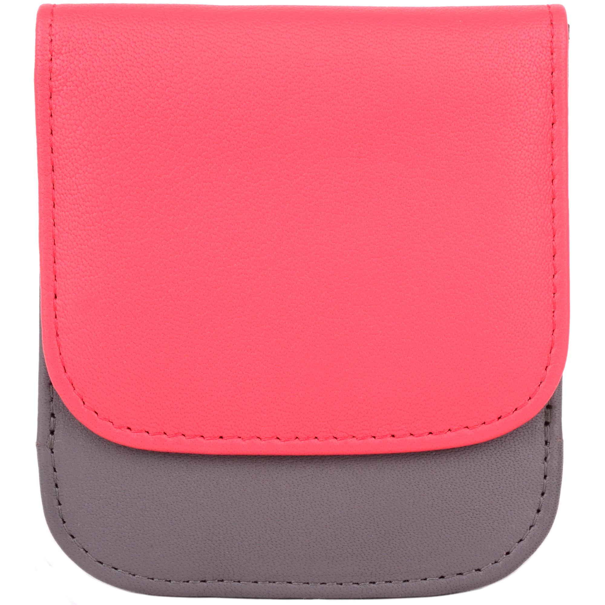 Soft Leather Coin Holder - Allie - Elephant