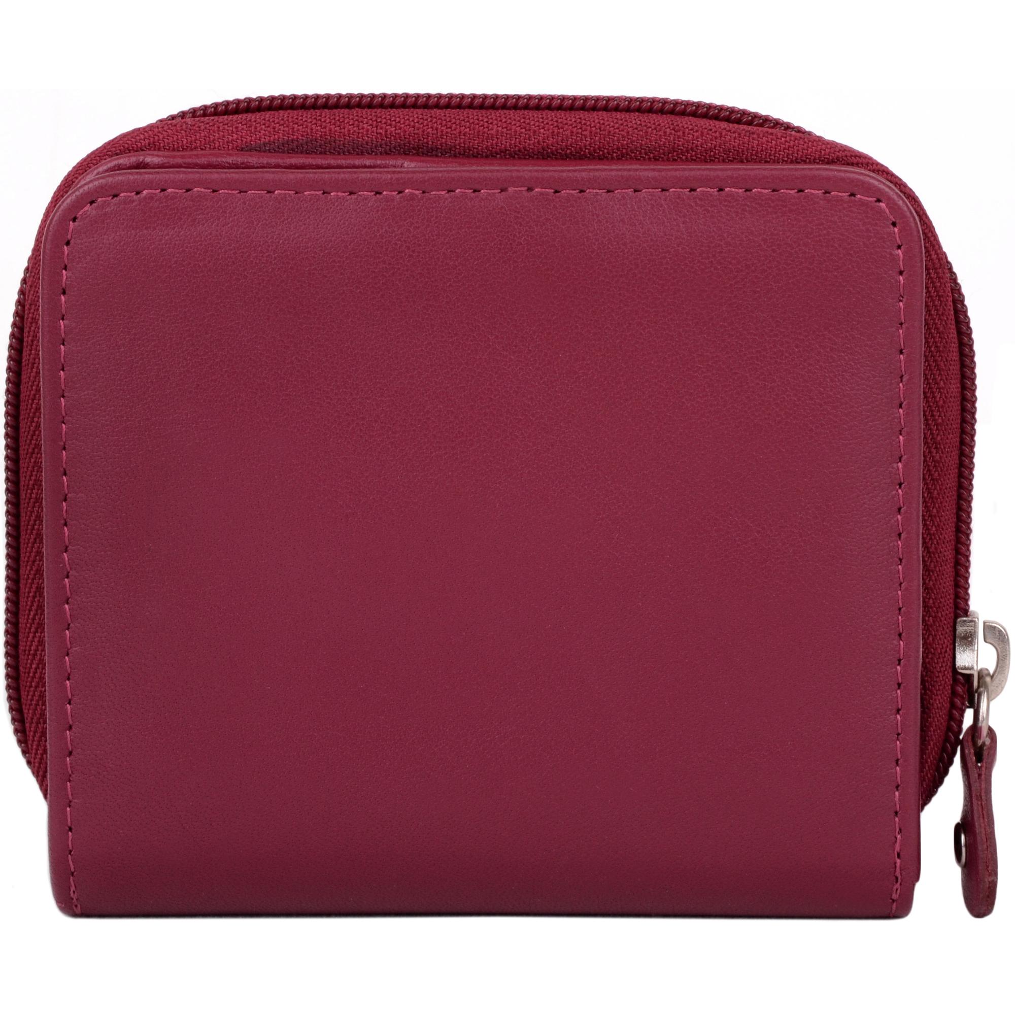 Small Soft Leather Purse - Alexa