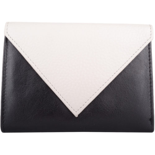 Soft Leather Bi-Fold Money / Coin Purse - Belle