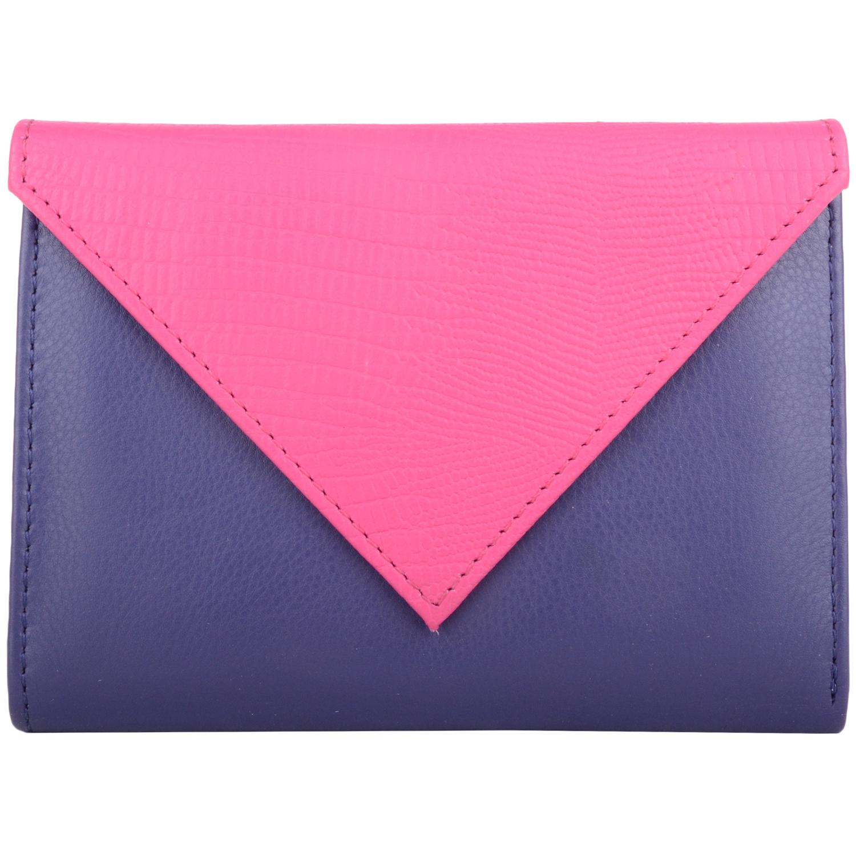 Soft Leather Bi-Fold Money / Coin Purse - Belle