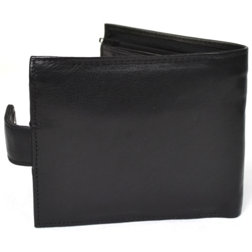 Leather Wallet Multiple Sections - Oscar