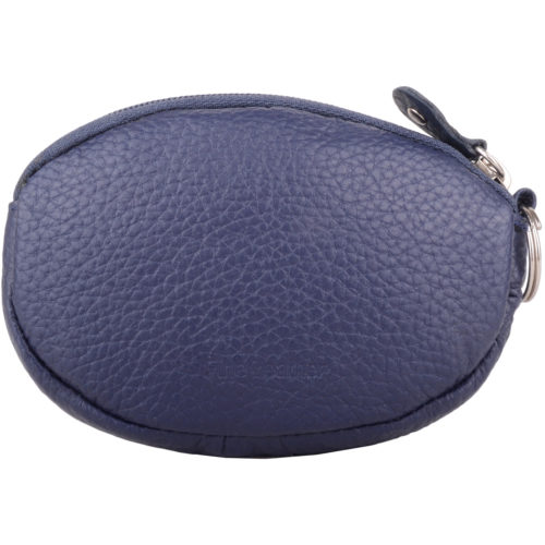 Soft Leather Coin Pouch / Purse - Tori