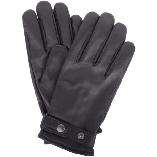 Mens Super Soft Biker Gloves