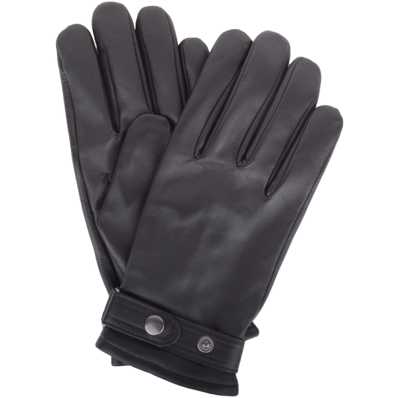 Mens Super Soft Biker Gloves